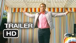 The Incredible Burt Wonderstone Official TRAILER #1 (2013) - Steve Carell, Jim Carrey Movie HD