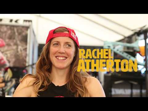 25 Years of World Cup Racing - RACHEL ATHERTON