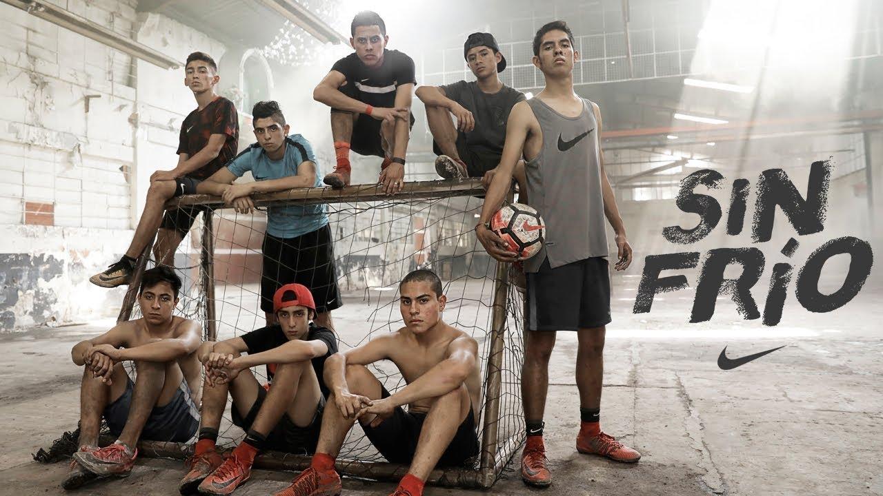 Nike México Presenta: #SinFrío