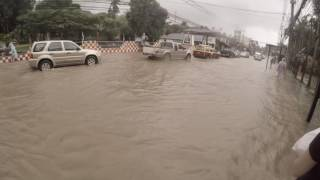 Flooding in Thailand 2016 (Koh Samui - Bophut)