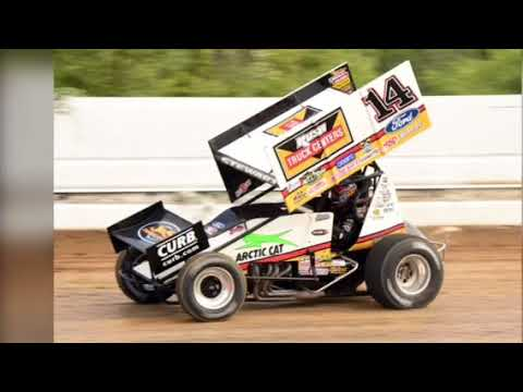 Tony Stewart's Arctic Cat All Star Circuit of Champions Sprint Cars at Pittsburgh's Pennsylvania Mo