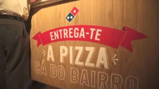 Grand Opening Domino's Pizza Portugal SD