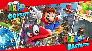 Reseña Super Mario Odyssey | 3GB