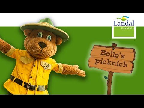 Bollo de beer gaat picknicken - Kinderfilmpje | Landal GreenParks