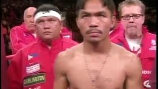 Manny Pacquiao W12 Marco Antonio Barrera 2- THE REMATCH