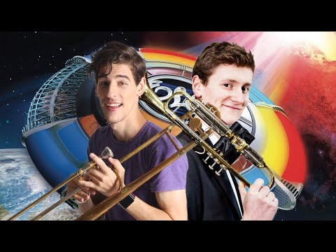 Electric Light Orchestra  Mr Blue Sky Brass Quintet feat Seb Skelly!