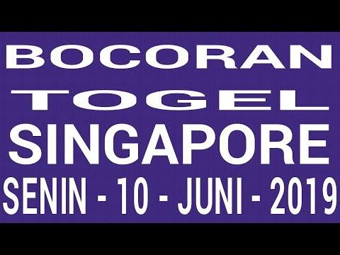 BOCORAN  BANDAR TOGEL SINGAPORE - SENIN - 10 - JUNI - 2019.👍👍👍 Akurat Dan Terpercaya