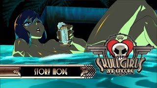 Skullgirls 2nd Encore: Eliza Story Mode Cutscenes (Voice Acting | No Fights)
