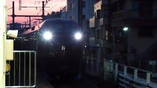 2019/05/03 【団体】 E655系 尾久駅 | JR East: E655 Series at Oku