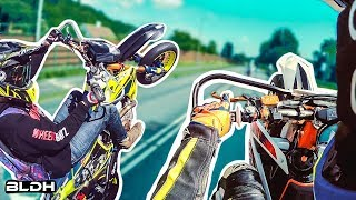 My Most Intense Rideout Ever!!! ft. NTK, Zegast and more | BLDH