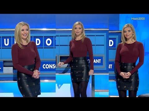 Rachel Riley 15th Nov 2017 Leather Skirt Youtube