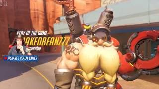 Torbjorn - Legendary Play of the Game (Overwatch Stream Highlight)