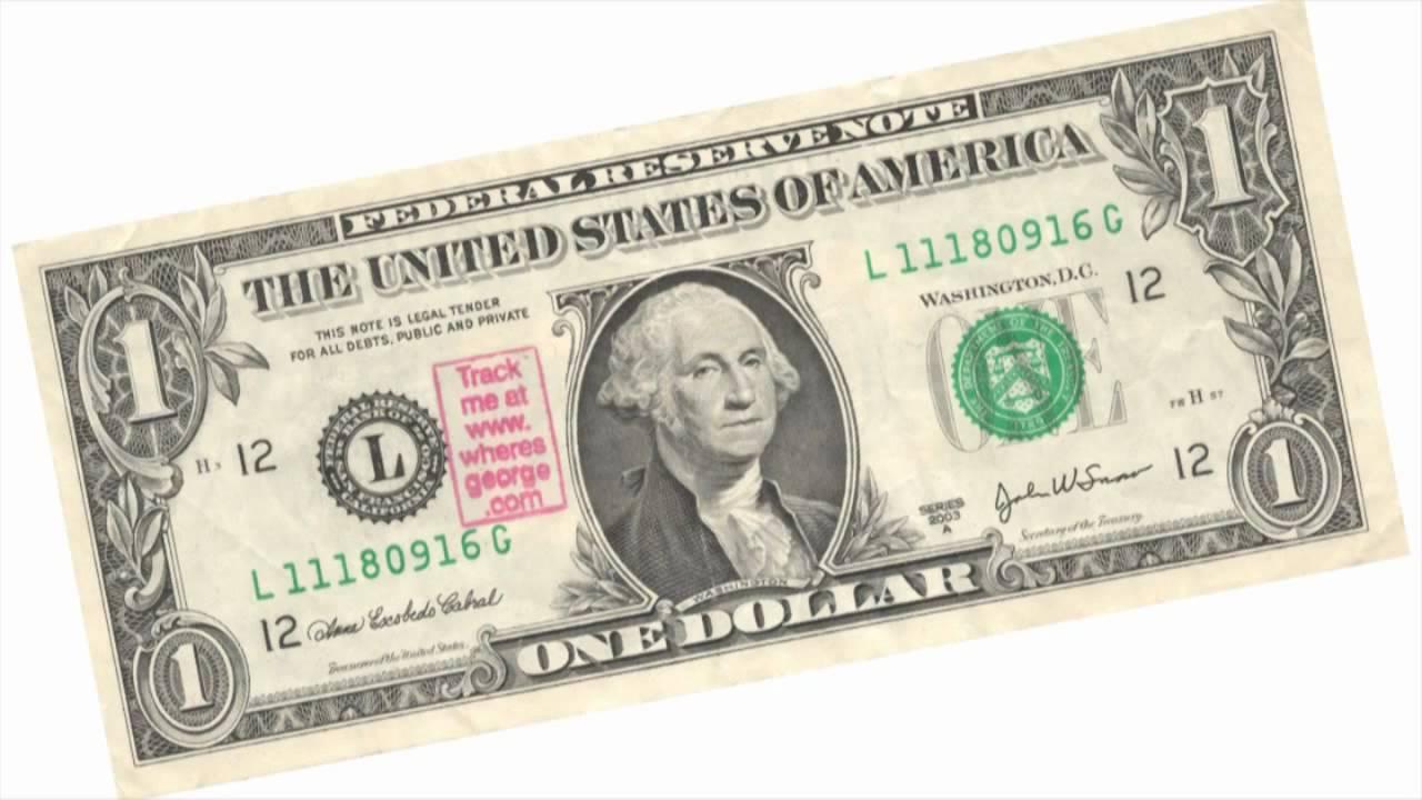 wheresgeorge bills make money