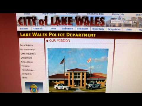 Almost Arrested At The Lake Wales Florida DMV Part 3