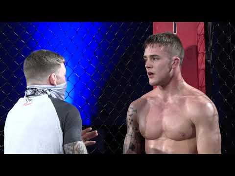 HRMMA 117 Fight 1 Christian Floyd vs George Nichols 185 Ammy