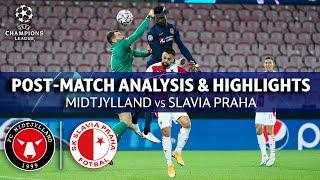 Midtjylland vs Slavia Praha: Post-Match Analysis & Highlights | Playoffs 2nd Leg | UCL on CBS Sports