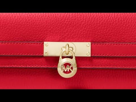Michael Kors Nouveau Hamilton Carryall Wallet
