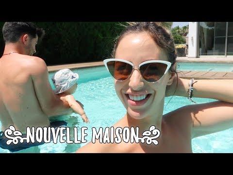 NOTRE NOUVELLE MAISON !