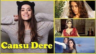 Cosas que no sabias de Cansu Dere (Zeynep, Sila y Firuze)