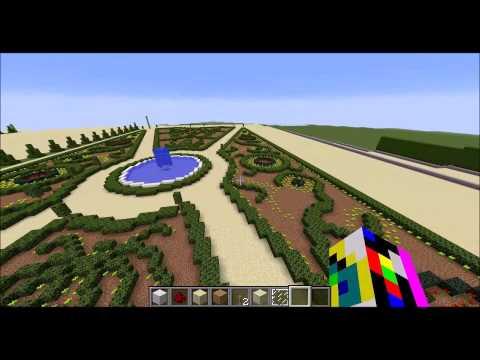 Minecraft Découverte : Map Versaille