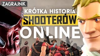 Od Quake'a do Fortnite'a - krótka historia sieciowych shooterów
