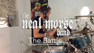 The Neal Morse Band - The Battle - Drum Cover