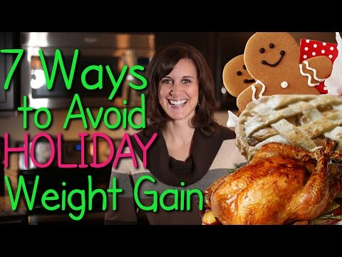 7 Ways To not Put On Weight This Holidays