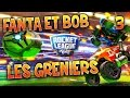 MATCH TOTAL FACE AUX GRENIERS !!! - DUEL sur Rocket League (3/3)