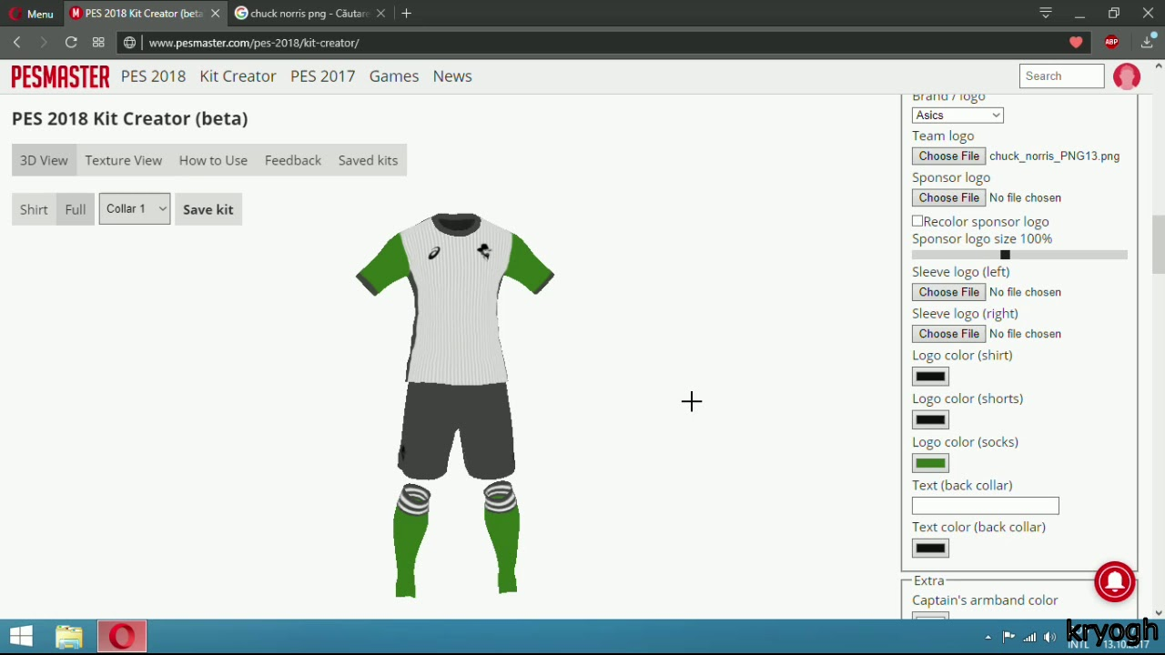 running shoes new collection good looking Create And Import Kits in PES 2018( The EASY Way )