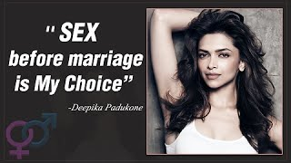 12 times bollywood celebrities spoke about sex