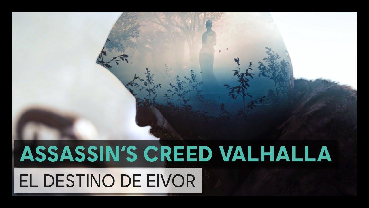 Assassin's Creed Valhalla: el destino de Eivor - Tráiler del personaje