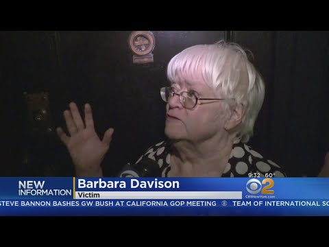 Victim In West Village Robbery Speaks Out