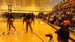 Repeat youtube video Dancing Dolls vs. Divas of Olive Brancg