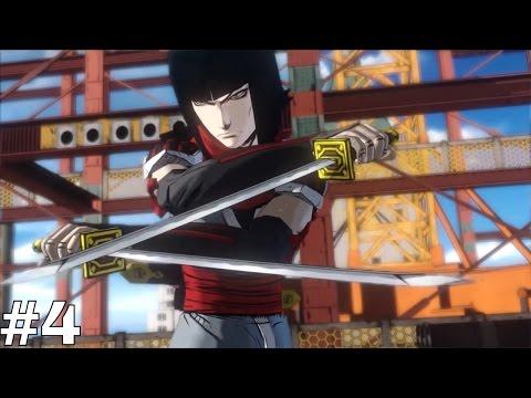 Teenage Mutant Ninja Turtles Mutants in Manhattan Walkthrough Part 4 - Karai