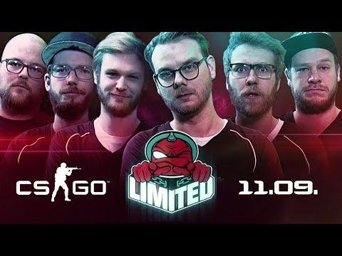 Counter-Strike: Global Offensive | Team Limited | Nächste Runde mit Trackpad?