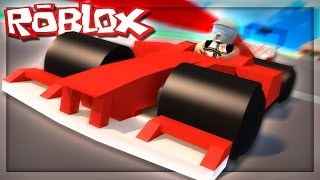 Roblox Adventures - EPIC KART RACE! (Roblox Plaza Kart Racing)