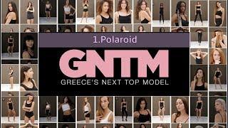 Greece's Next Top Model S03E08-1η Φωτογράφιση Polaroid