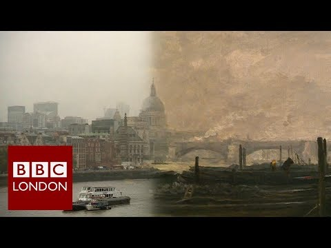 French impressionists views of London – BBC London News