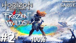 Zagrajmy w Horizon Zero Dawn: The Frozen Wilds DLC PL (100%) odc. 2 - Żyraf w Zmrozinach