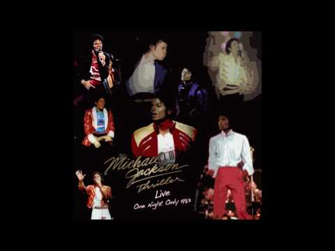 05. She's Out Of My Life - Michael Jackson Thriller One Night Only - KaiDRecords
