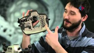 Охотник на медуз • Александр Семёнов, подводный фотограф