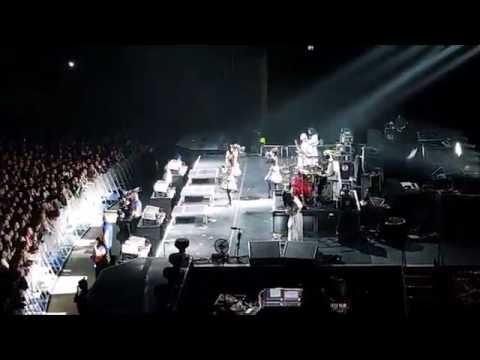 Babymetal (Live!) - Megitsune @ The O2 Arena 2016