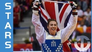 Bianca Walkden | Team GB Taekwondo Star on Trans World Sport
