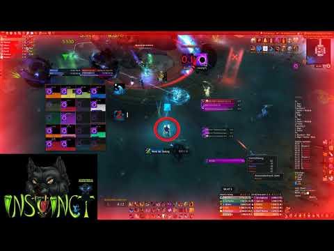 Instinct vs. Mythrax Mythic (Resto Shaman PoV) Thumbnail