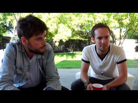 Lolla 2013 Artist Interview  Mumford & Sons