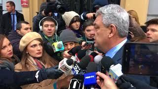 Video/Ce declaratii a dat Mihai Tudose inaintea CEX ului PSD