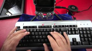 Typing Audio sound For Relaxation