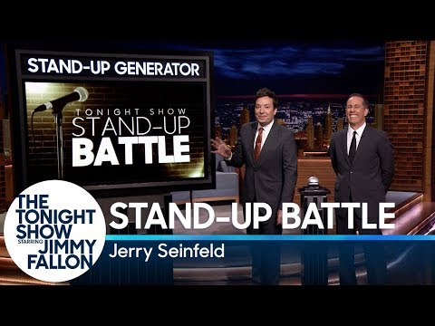 Download Youtube: Stand-Up Battle with Jerry Seinfeld