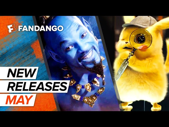 New Movies Coming Out in May 2019 | Movieclips Trailers