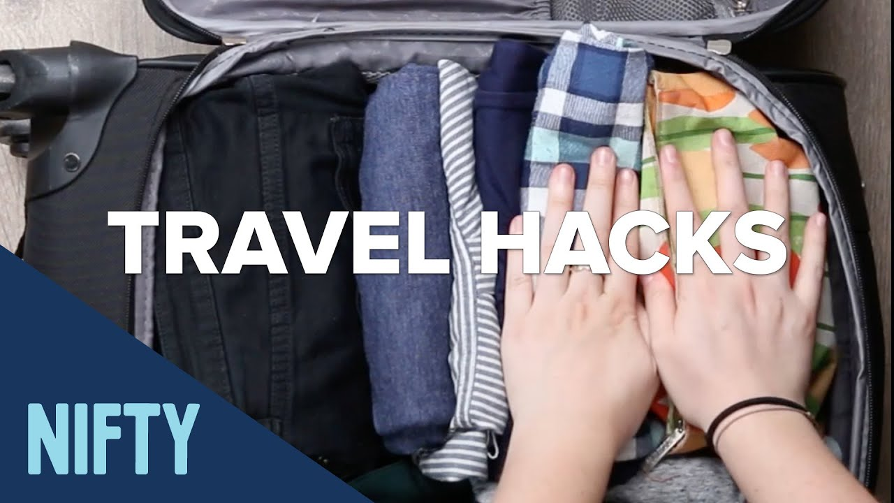 Game-Changing DIY Travel Hacks